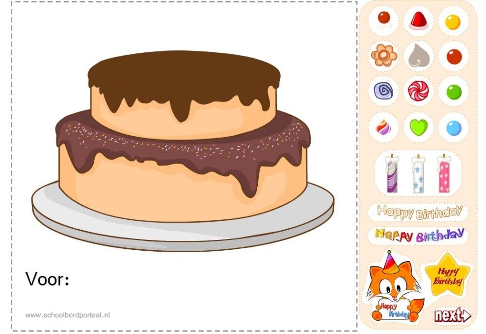 schoolbordportaal taart Juffen de Tweemaster :: juffendetweemaster schoolbordportaal taart