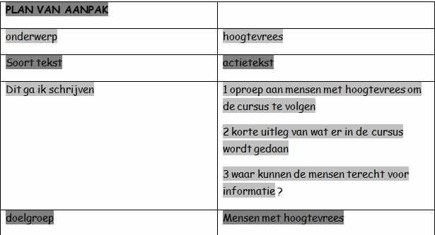 plan van aanpak kind meester Henk meer voor kinderen :: meesterhenk2.yurls.net plan van aanpak kind