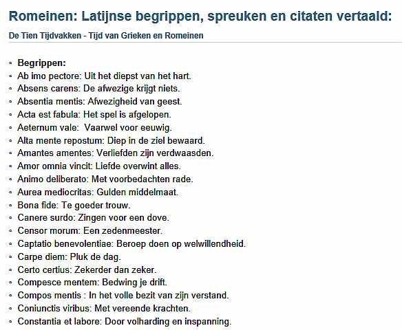 latijnse spreuken over liefde Latijnse Spreuken Liefde IN09 | Belbin.Info latijnse spreuken over liefde