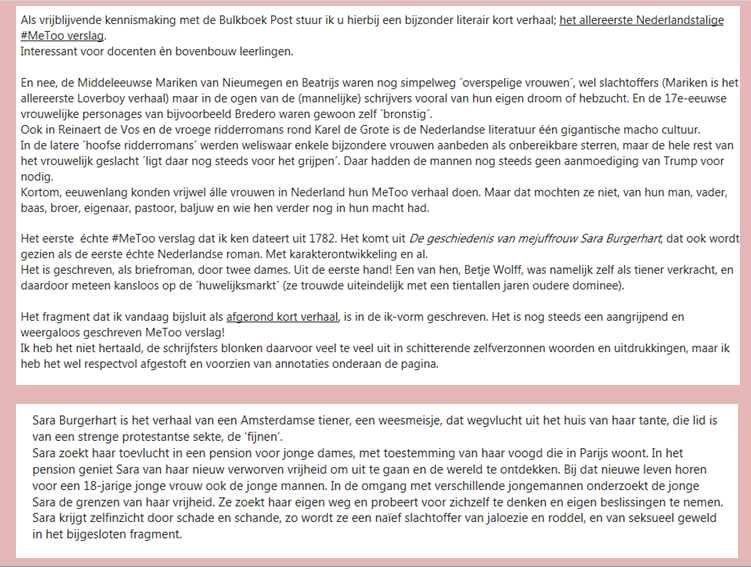 literatuurgeschiedenis Ingrid, docent Nederlands VO :: iralitgesch ...