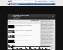 Schindler's List (1993) - Movie      - YouTube