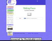 Lil' Fingers Storybooks: Making Faces