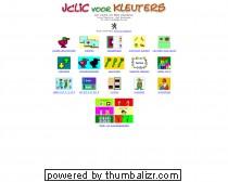jClic voor kleuters