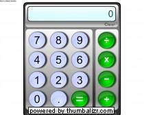 Full Screen Calculator - Online Calculatorrekenmachine