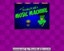 Freaky Frank Music Machine