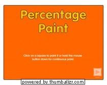 percentage verven