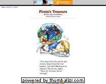 Pirate's Treasure - a Free Story from Children's Storybooks Online