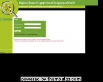 DHH (digitaal handelingsprotocol hoogbegaafdheid)