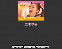 Bakkerijmuseum Veurne