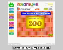 Animal Bingo - Who is at the zoo?
