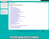 ComputersindeKlas - Inhoudsopgave