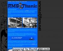 """""""Cijfers liegen niet!"""" - RMS Titanic."""