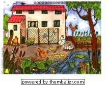Tuin met dieren