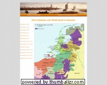 Nederland rond 1100