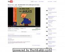 De buik van Jules