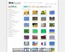 TES iboard-getting to school