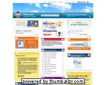 Webpuzzel Olympische Spelen