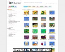 TES iboard-how do you go to school?