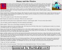 Children's Reading Room - Bunny and the Pirates