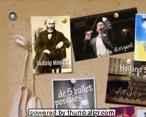 Het Ballet Don Quichot (met opdrachten)