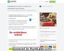 Schooladvies citoscore, normen cito , middelbare school kiezen - Plazilla.com