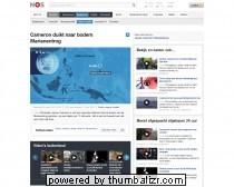 NOS Nieuws - Cameron duikt naar bodem Marianentrog