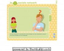 Uitleg over sociale netwerken :: Steffie Sociale Netwerken