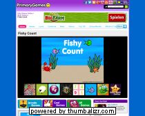 Fishy Count - PrimaryGames - Play Free Kids Games Online