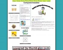Computermeester: educatieve spelletjes