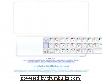 Hierogliefen typewriter