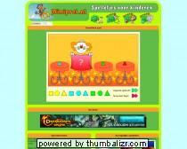 Toverdoek spel - Spelletjes voor kinderen
