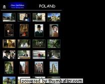 Reisfoto's Polen (Hans Hendriksen)