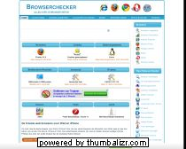 Alles weten over je browser en instellingen - Browserchecker