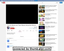 Country Mouse and Town Mouse Interactive Story.wmv      - YouTube