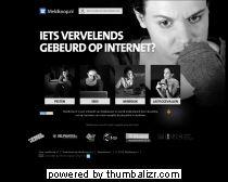 Iets vervelends gebeurd op internet? - Meldknop.nl