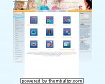 startpagina voor tablet en digitaal schoolbord met digibord gereedschappen,  sites en lessen voor het PO