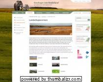 Landschapsvormen - Geologie van Nederland