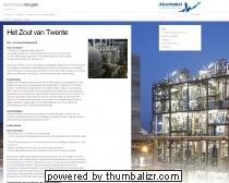 Zout (Hengelo content page) - AkzoNobel Hengelo