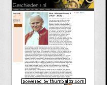 Paus Johannes Paulus II (1920 - 2005)