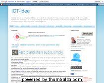 ICT-idee