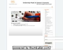 Kruiswoordpuzzel generator