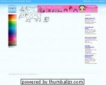 cow coloring page - Coloring.comz
