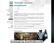 Kopalnia Soli Wieliczka -> Visiting